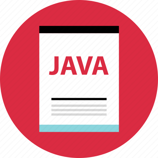 file, java, page icon