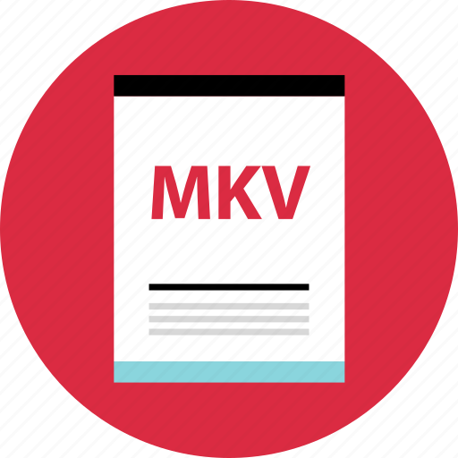 file, mkv, page icon