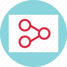 document, image, location, moment, photo, share, video icon