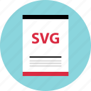 file, page, svg document icon