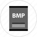 bmp, page, type icon