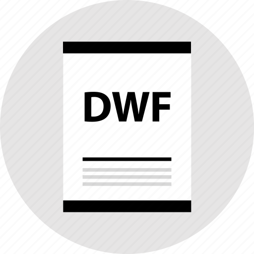 dwf, page, type icon
