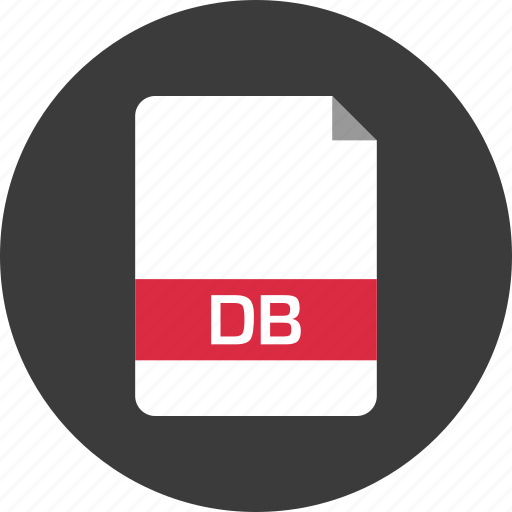db, file, name icon