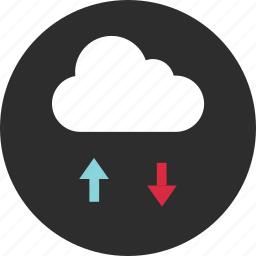 activity, cloud, connection, data, document, file, online icon