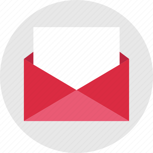 email, envelope, invitation, letter, mail, send icon