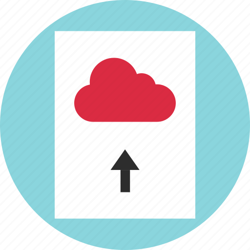 arrow, cloud, guardar, results, safe, save, up, upload icon