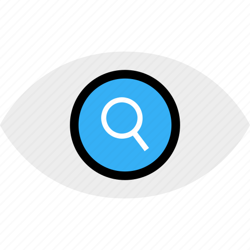business, eye, find, google, look, search icon