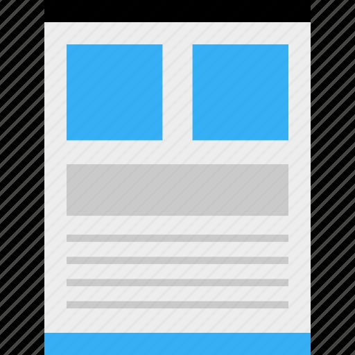 business, web, website, wireframe, www icon