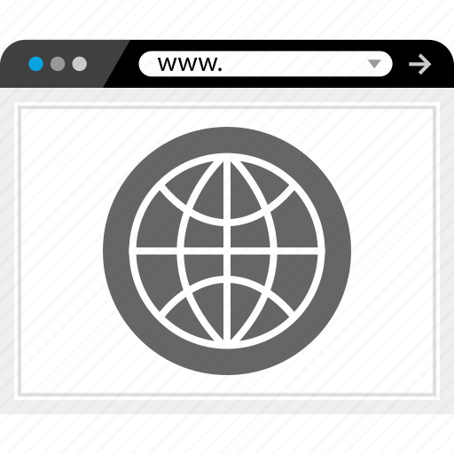 target, web, wide, world icon