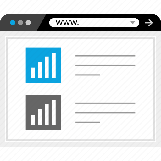 data, seo, web, www icon