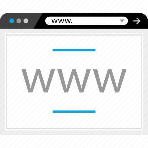 Web, www icon - Download on Iconfinder on Iconfinder