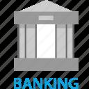 bank, banker, banking, money icon