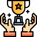 achievement, business, corporate, mission, reward, win, winner