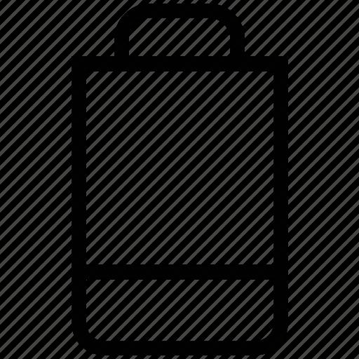 bag, luggage, suitcase, traveling, traveling bag icon
