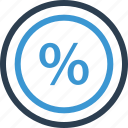 interest, rate, revenue icon