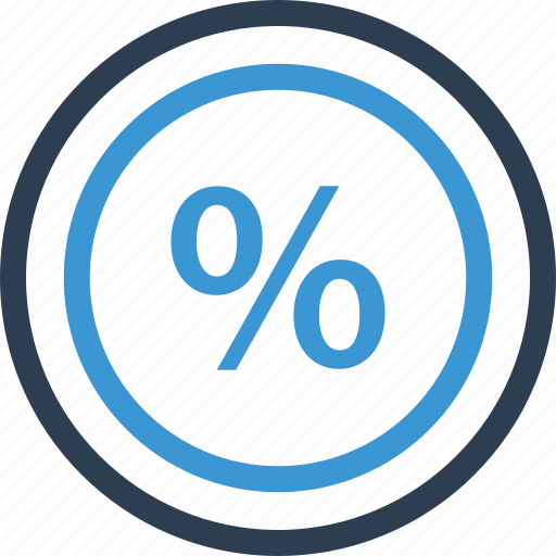 Interest, rate, revenue icon - Download on Iconfinder