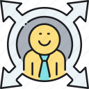 business, career growth, growth, opportunity, personal growth icon