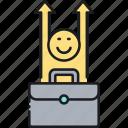 bag, briefcase, business, motivation, success, suitcase