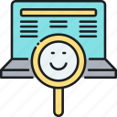 discover, find, job, research, search icon