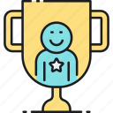 award, champ, reward, trophy icon