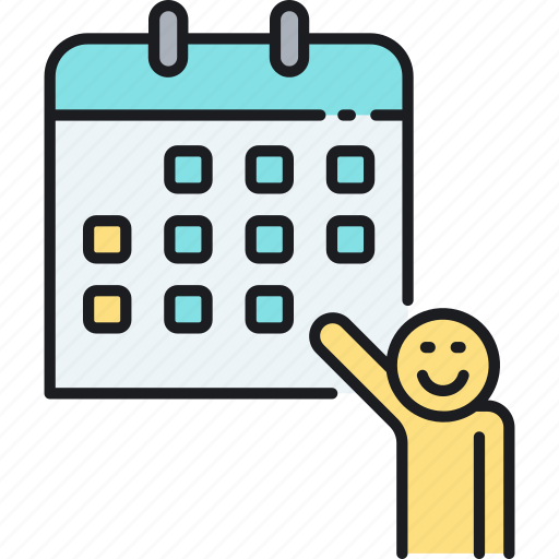 appointment, booking, calendar, event, planning, schedule icon
