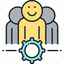 group, team, workforce icon