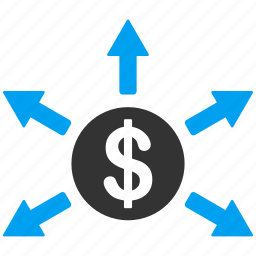 arrows, buy, cash out, dollar cashout, pay, payments, withdraw icon