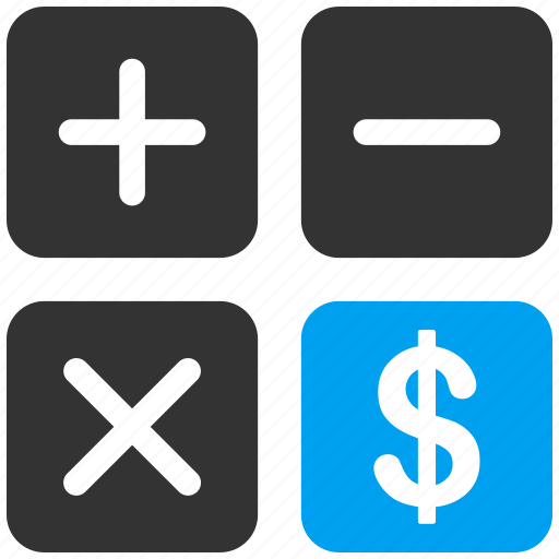Accounting, calc, calculate, compute, finance, financial calculator, money icon - Download on Iconfinder