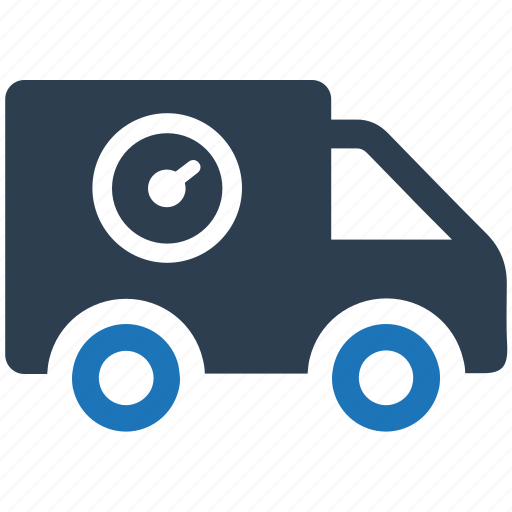courier, delivery, free delivery, van icon