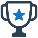 achievement, award, champion, prize, trophy, victory icon