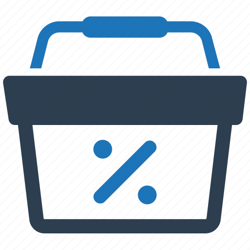 discount, offer, shopping icon