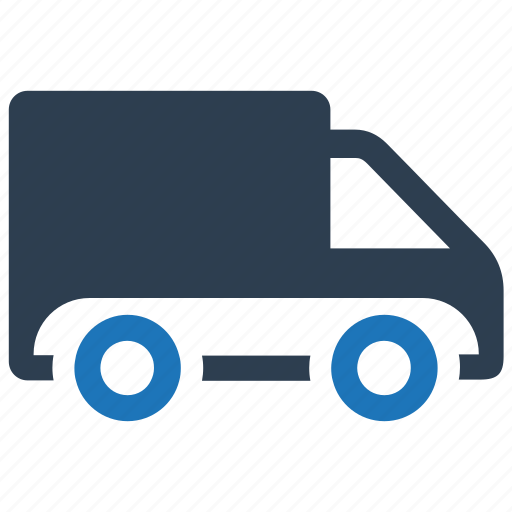 Courier, delivery, delivery truck, free delivery icon - Download on Iconfinder