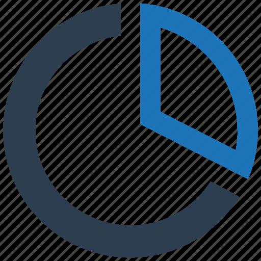 analytics, chart, pie chart, report icon