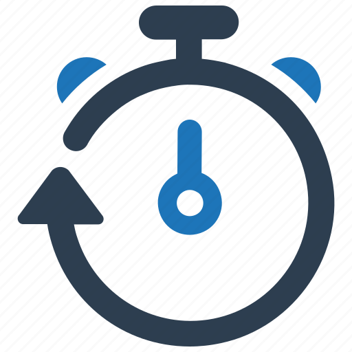 countdown, stopwatch, timer icon
