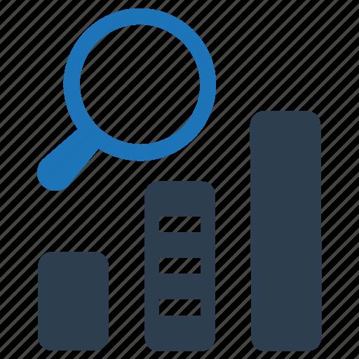 chart, financial analysis, graph icon