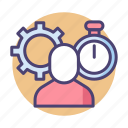 productive, productivity icon