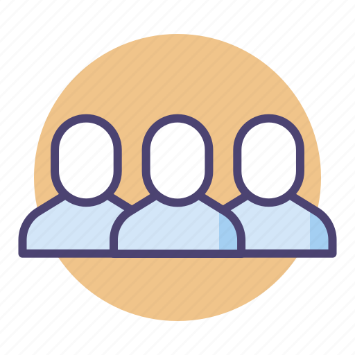group, team, workgroup icon