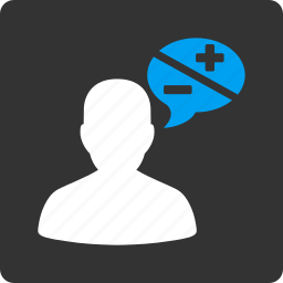 arguments, comment, communication, forum, opinion, speak, speech icon
