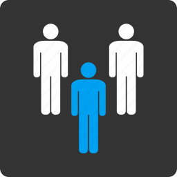 community, company, office space, people relations, socila network, union, user group icon