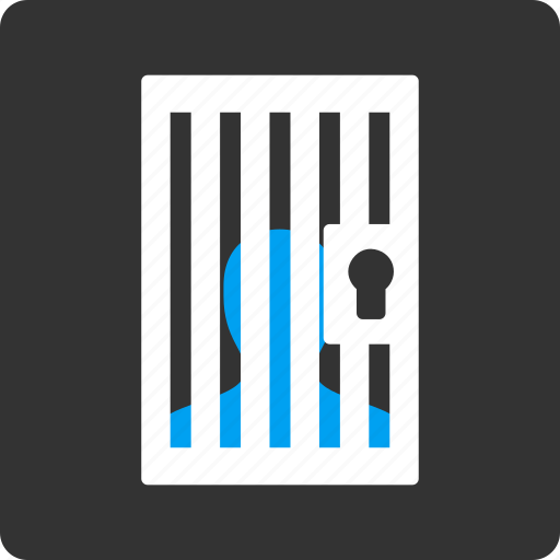 camera, jail, justice, police, prison, prisoner, thief icon