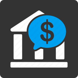 bank, banking, business, economy, finance, money, transfer icon