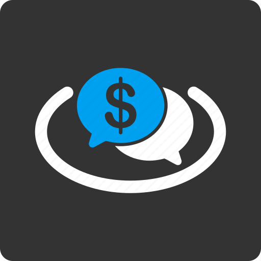 business, chat, finance, financial network, internet, marketing, money transactions icon