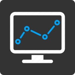 analysis, analytics, charts, diagram, graph, graphs, monitoring icon
