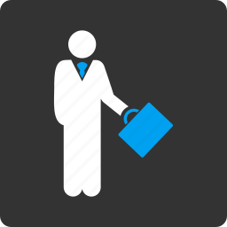 business man, businessman, client, customer, manager, work, worker icon
