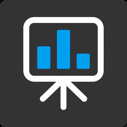 banner, board, display, panel, presentation, screen, slide icon