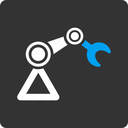 android, droid, electronic, machine, mechanical worker, robot, technology icon