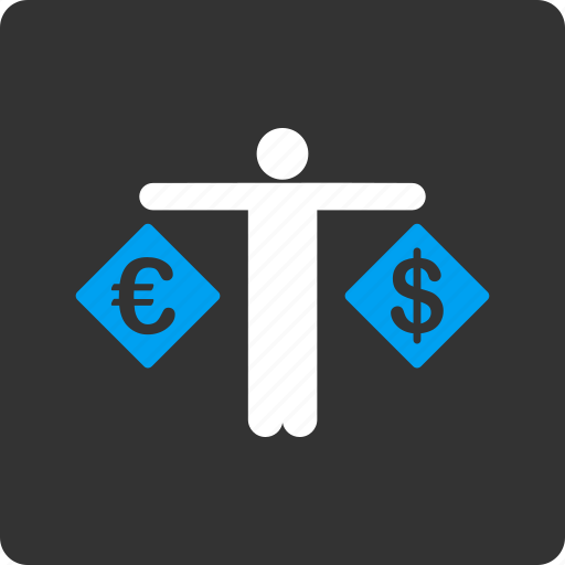 bank, business, compare, currency, dollar, finance, money icon