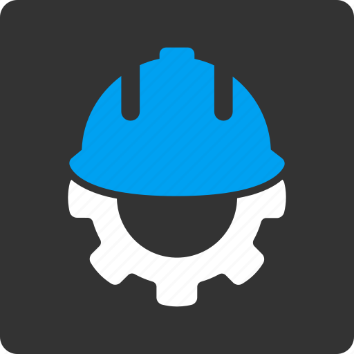 business, development, engineering, equipment, progress, solution, technology icon