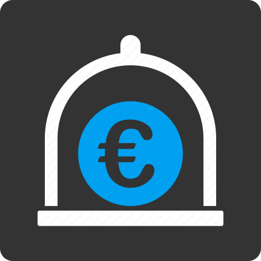 cash, currency, euro, finance, money, safe, standard icon