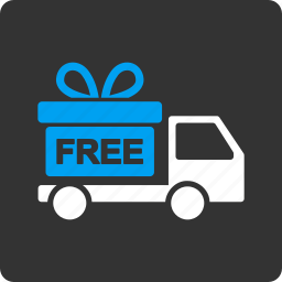 deliver, delivery, free, gift, prize, shipment, shipping icon